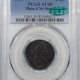 New Certified Coins 1853 BRAIDED HAIR LARGE CENT – PCGS MS-66+ BN STUNNING, LOOKS RB CAC APPROVED!