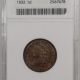 Coin World/Numismatic News Featured Coins 1829 CLASSIC HEAD HALF CENT – ANACS AU-55