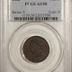 New Certified Coins 1806 DRAPED BUST LARGE HALF CENT – LARGE 6-STEMS – PCGS AU-50
