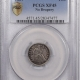 New Certified Coins 1838 SEATED LIBERTY DIME – SMALL STARS – PCGS VF-25