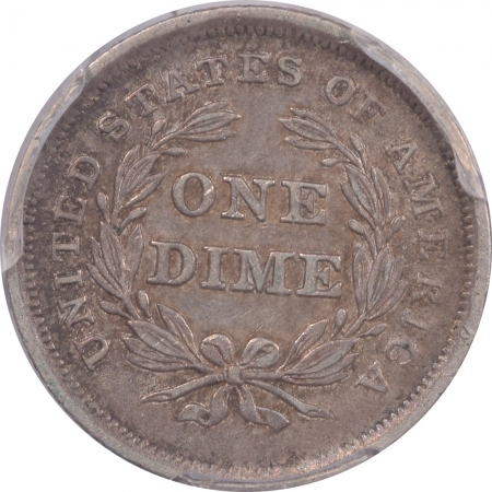 New Certified Coins 1839 SEATED LIBERTY DIME – NO DRAPERY – PCGS XF-45 PLEASING!