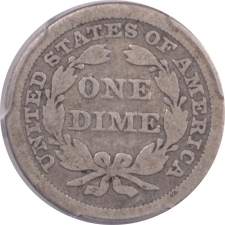 New Certified Coins 1841 SEATED LIBERTY DIME – PCGS VG-8
