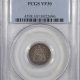 New Certified Coins 1838-O SEATED LIBERTY DIME – NO STARS – PCGS VF-25 ORIGINAL & NICE!