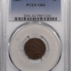New Certified Coins 1860 INDIAN HEAD CENT – PCGS MS-62