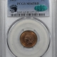 New Certified Coins 1864 INDIAN CENT – COP NICK – NGC MS-64 PREMIUM QUALITY! FATTIE HOLDER