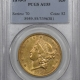 $2.50 1846-O $2.50 LIBERTY GOLD – NGC AU-53, TOUGH NEW ORLEANS DATE