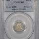 Shield Nickels 1881 SHIELD NICKEL – PCGS AU-53 TOUGH!