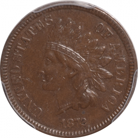 Coin World/Numismatic News Featured Coins 1872 INDIAN HEAD CENT – PCGS XF-45