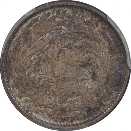 Liberty Seated Dimes 1875 SEATED LIBERTY DIME – PCGS AU-55