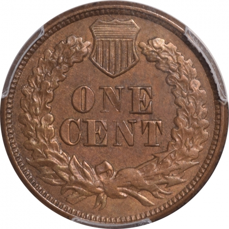 CAC Approved Coins 1877 INDIAN CENT – PCGS MS-62 BN SUPER PQ, LOOKS MS-64!  CAC APPROVED!