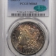 CAC Approved Coins 1881-S MORGAN DOLLAR – PCGS MS-65 , PREMIUM QUALITY! CAC APPROVED!