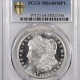 New Certified Coins 1885-CC MORGAN DOLLAR – PCGS MS-64 DMPL, GREAT MIRRORS!