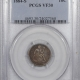 New Certified Coins 1886 SEATED LIBERTY DIME – PCGS MS-63 ORIGINAL, PQ & CAC APPROVED!