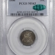New Certified Coins 1884-S SEATED LIBERTY DIME – PCGS VF-30 TOUGH!
