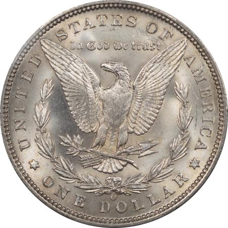 New Certified Coins 1887-O MORGAN DOLLAR PCGS MS-62, FRESH, TOUGH DATE