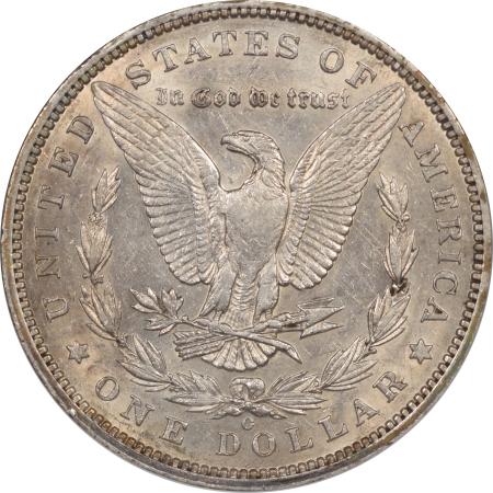 Morgan Dollars 1896-O MORGAN DOLLAR – ANACS AU-55