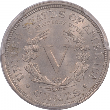 New Certified Coins 1900 LIBERTY NICKEL – PCGS MS-62