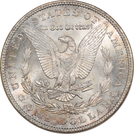 CAC Approved Coins 1903-O MORGAN DOLLAR – NGC MS-64 FATTIE HOLDER, PREMIUM QUALITY++, CAC APPROVED!
