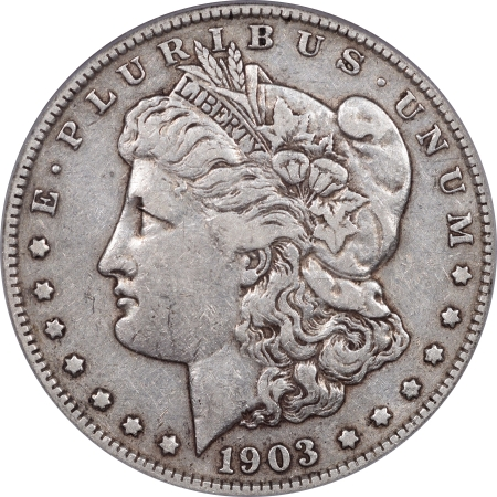 Coin World/Numismatic News Featured Coins 1903-S MORGAN DOLLAR – PCGS VF-35
