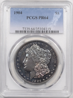 1904-$1-PCGS-PR64-159-1