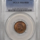 New Certified Coins 1907 INDIAN CENT – PCGS MS-64 RB MOSTLY RED!