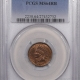 New Certified Coins 1908-S INDIAN CENT – PCGS F-15