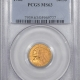 New Certified Coins 1911 $2.50 INDIAN HEAD GOLD – NGC MS-63