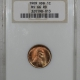 New Certified Coins 1909-S VDB LINCOLN CENT – PCGS AU-53