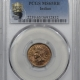 CAC Approved Coins 1872 INDIAN CENT – PCGS MS-64 RB PREMIUM QUALITY! CAC APPROVED!