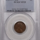 New Certified Coins 1911-S LINCOLN CENT – PCGS VF-35