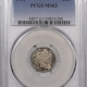 New Certified Coins 1910 BARBER DIME – PCGS MS-65