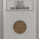 Buffalo Nickels 1914-D BUFFALO NICKEL – PCGS MS-63