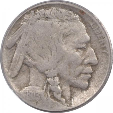Buffalo Nickels 1913-D BUFFALO NICKEL – TY II – PCGS VG-10