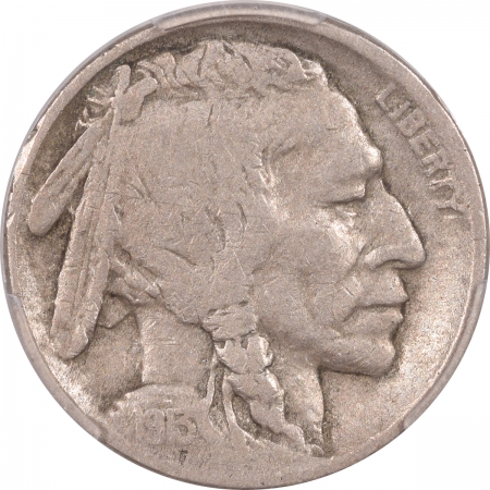 Buffalo Nickels 1913-D BUFFALO NICKEL – TY II, PCGS VG-10