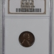 Lincoln Cents (Wheat) 1955 LINCOLN CENT – DOUBLED DIE OBVERSE – NGC MS-62 BN