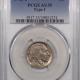 Buffalo Nickels 1913-D BUFFALO NICKEL – TY II, PCGS VG-10
