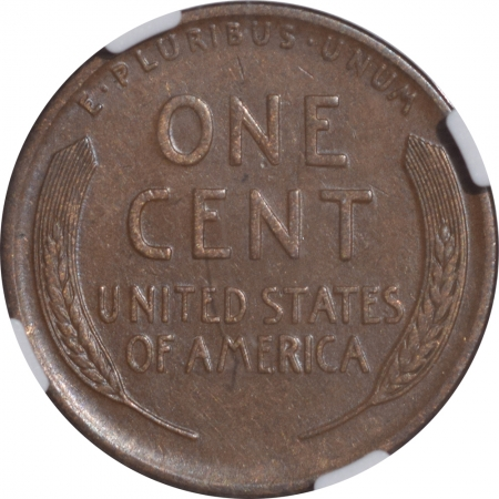 Lincoln Cents (Wheat) 1914-D LINCOLN CENT – NGC AU-53 BN