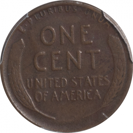 Lincoln Cents (Wheat) 1914-D LINCOLN CENT- PCGS VF-25