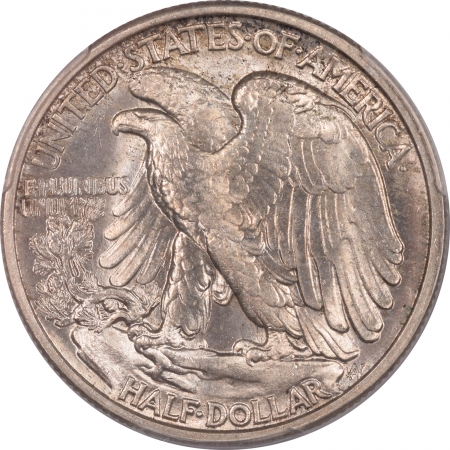 New Certified Coins 1918 WALKING LIBERTY HALF DOLLAR – PCGS MS-64, FLASHY, PQ & CAC APPROVED!