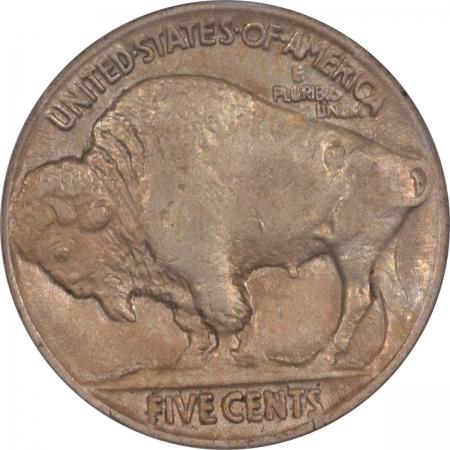 New Certified Coins 1921 BUFFALO NICKEL – ANACS AU-50