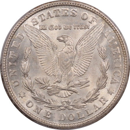 New Certified Coins 1921-S MORGAN DOLLAR – PCGS MS-63