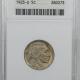 New Certified Coins 1919 BUFFALO NICKEL PCGS MS-65, PRETTY, ORIGINAL GEM