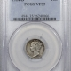 New Certified Coins 1924 MERCURY DIME – PCGS MS-65 PRETTY LOOKS FB!