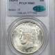 New Certified Coins 1934-S PEACE DOLLAR PCGS AU-55 CAC, FRESH, WELL STRUCK & PQ! KEY DATE