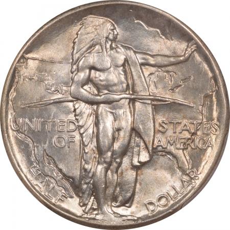 New Certified Coins 1926 OREGON COMMEMORATIVE HALF DOLLAR – PCGS MS-65, FLASHY GEM!