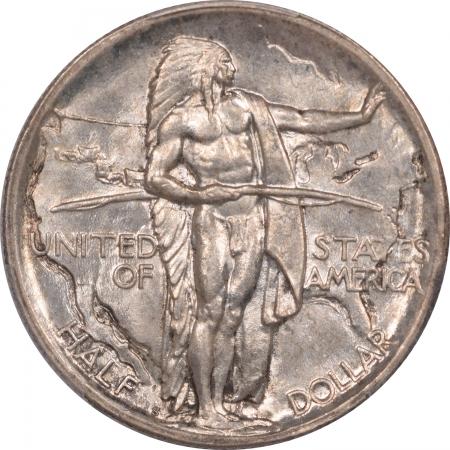 Silver 1926-S OREGON COMMEMORATIVE HALF DOLLAR – PCGS MS-64