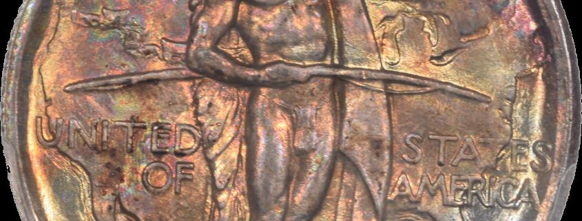 Gold 1916 $1 MCKINLEY GOLD COMMEMORATIVE – PCGS MS-64
