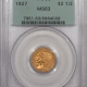 New Certified Coins 1905 $2.50 LIBERTY HEAD GOLD – PCGS MS-62, OGH PREMIUM QUALITY! LOOKS MS-63+