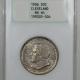 New Certified Coins 1936 GETTYSBURG COMMEMORATIVE HALF DOLLAR – NGC MS-65 BLAST WHITE!