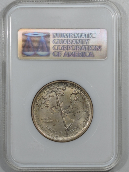 New Certified Coins 1936 CLEVELAND COMMEMORATIVE HALF DOLLAR – NGC MS-64 PRETTY, FATTIE HOLDER & PQ!